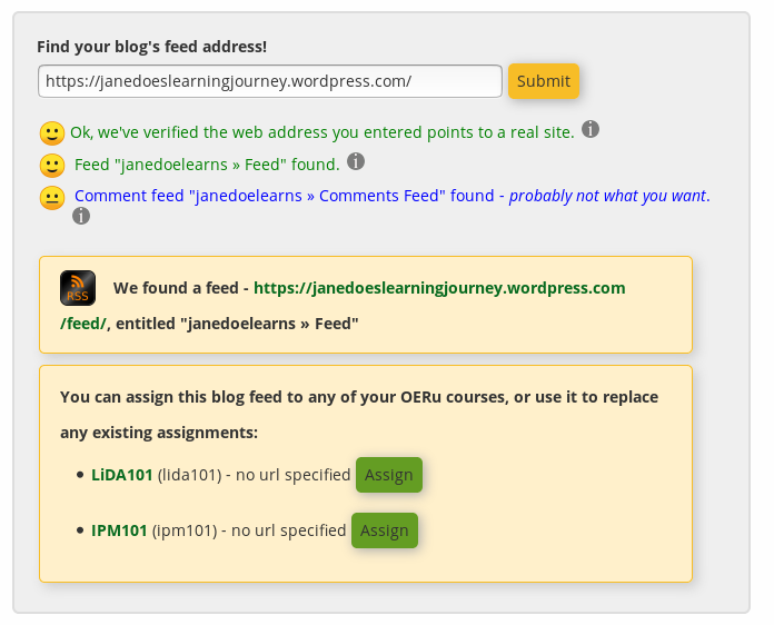 Assign blog feed to registered OERu course.png