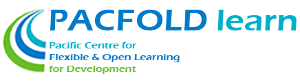 institution logo for Pacific Centre for Flexible and Open Learning