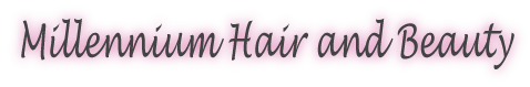 Logo for Millennium Hair and Beauty Resource
