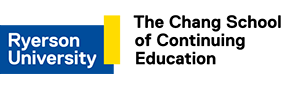 institution logo for Ryerson University