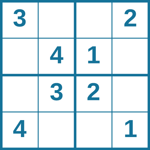 How long did it take you to solve this sudoku puzzle? (You can see the answer at the end of the next page.)