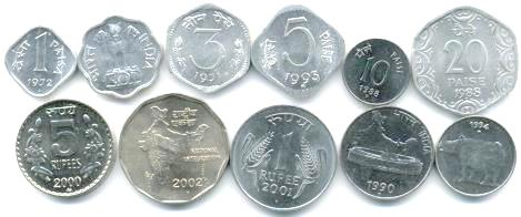 KNOW YOUR CURRENCY - W... Indian Rupees Coins 1000
