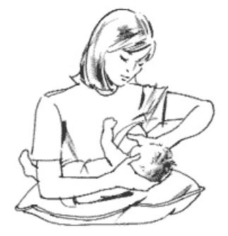 A New Mother S Guide To Breastfeeding What Is The Best Way