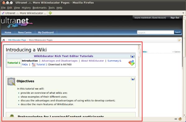 OERF:WikiEducator remix experiments - WikiEducator
