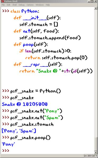 Python Class