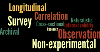 what is the difference between correlational research and experimental research