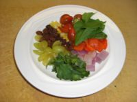 005 the fattoush salad ingredients.jpg