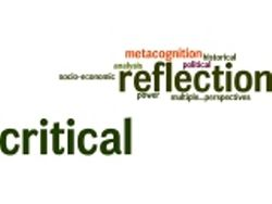 critical reflection on learning essay