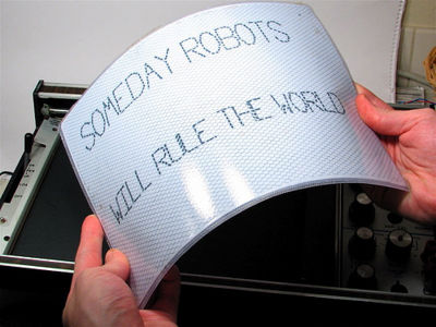 Someday Robots will Rule the World by Oskay