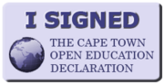 Have you signed the Cape Town Declaration??