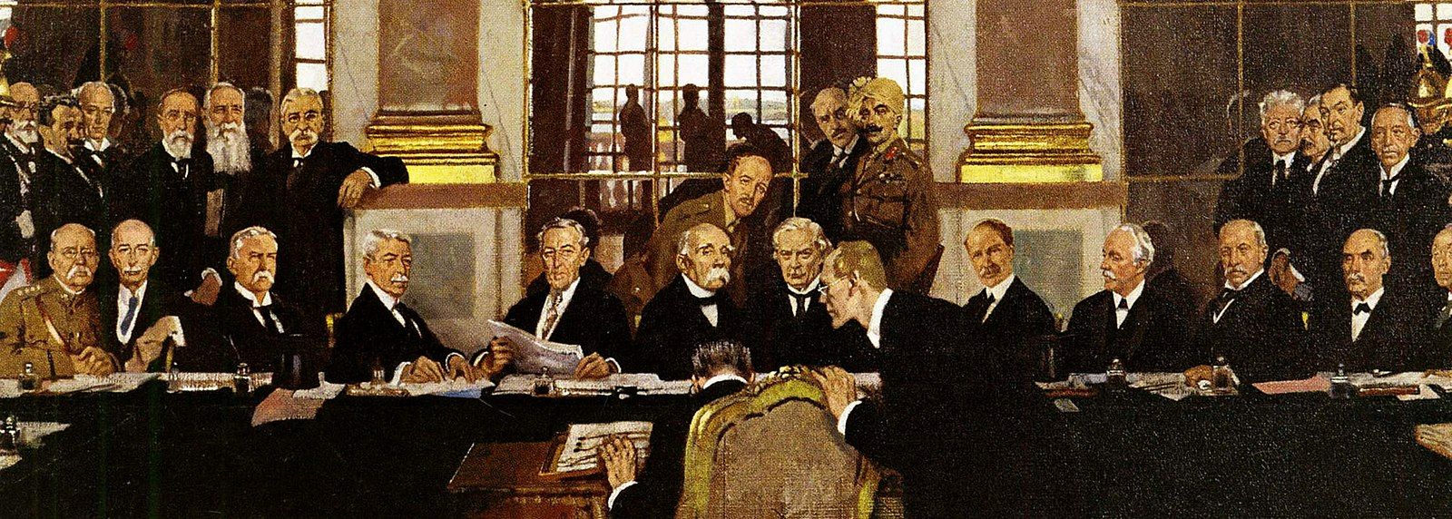 an analysis of the reasons for the failure of the versailles peace treaty