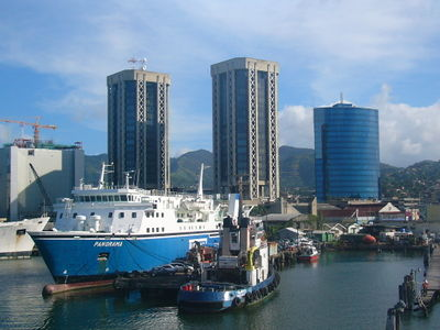 Port of Spain  - The Capital City