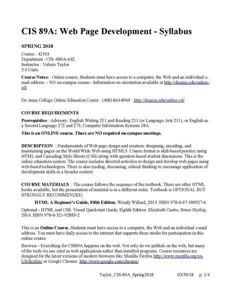 File:Taylor CIS-89A Spring2018 pdf - WikiEducator