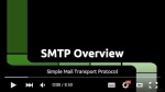 (2016)SMTP Overview