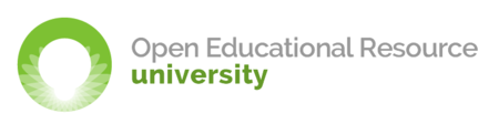 Open Educational Resource University