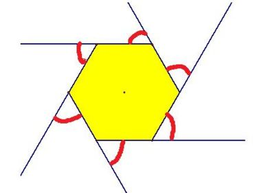 How To Work Out Exterior Angles Of A Regular Pentagon