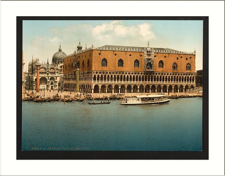 File:The Doges Palace Venice Italy.jpg