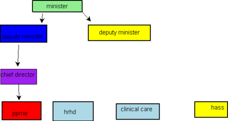 Organogram of ministry of health.png