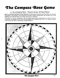 Printables Compass Rose Worksheets come fly with mek 6activities 45 95 wikieducator compass rose game teaching worksheet