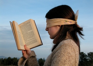 Read book blindfolded.jpg